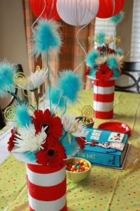 17+ best ideas about Dr Suess Centerpieces on Pinterest ...