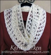 25+ best ideas about Loom knitting scarf on Pinterest ...