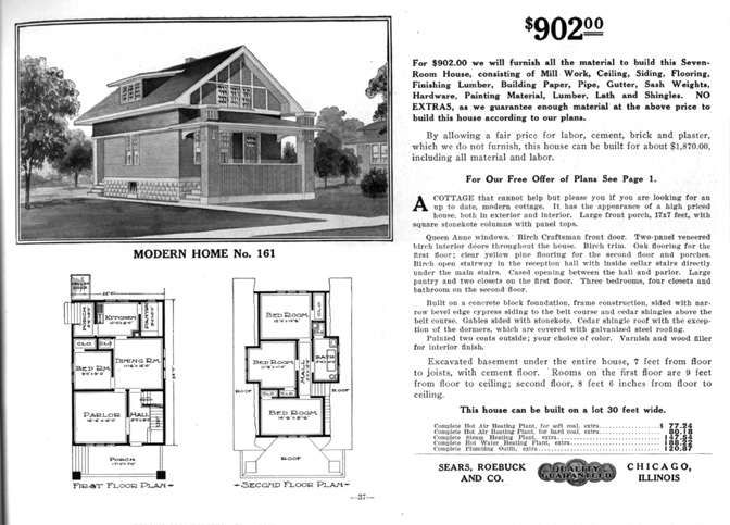 1000+ images about Sears Kit Houses on Pinterest