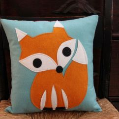 Chair Covers Home Goods Cover Ikea Malaysia 25+ Best Ideas About Fox Pillow On Pinterest | Animal Pillows, Cloud And Cat