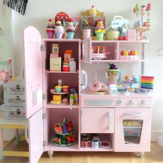 Pink Vintage Kitchen  KidKraft Toys  Shop online at