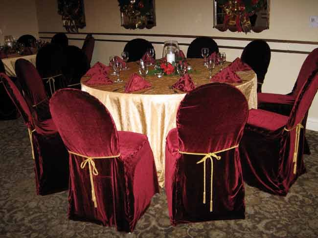 royal blue velvet chairs tranquil ease lift chair troubleshooting and burgundy wedding theme | maroon gold decorations (source ...