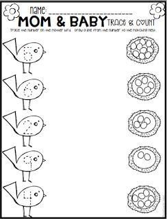 25+ best ideas about Kindergarten worksheets on Pinterest