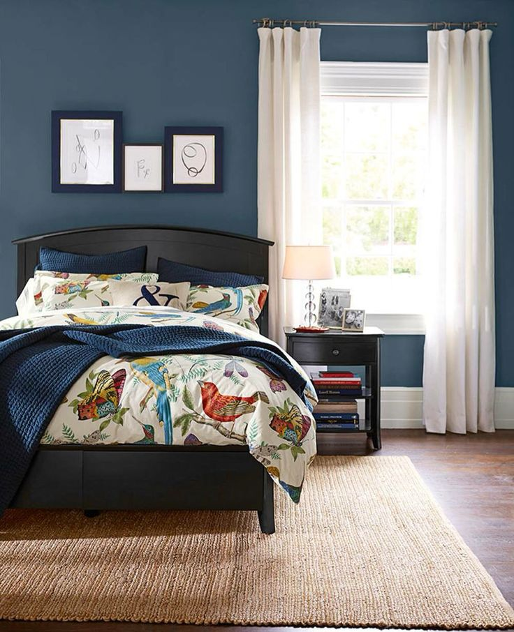 25+ best ideas about Blue master bedroom on Pinterest