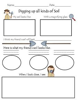 57 best images about 3rd Grade-Sci-soil on Pinterest