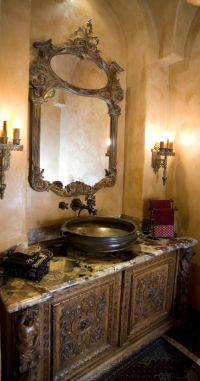 17 Best ideas about Tuscan Bathroom Decor on Pinterest ...