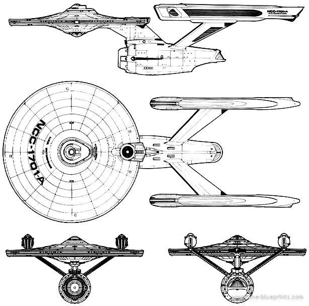 Schematic Uss Enterprise – The Wiring Diagram
