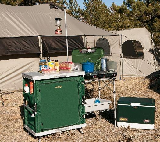 Cabelas Cabelas Suitcase Camp Kitchen Zoom  Outdoor