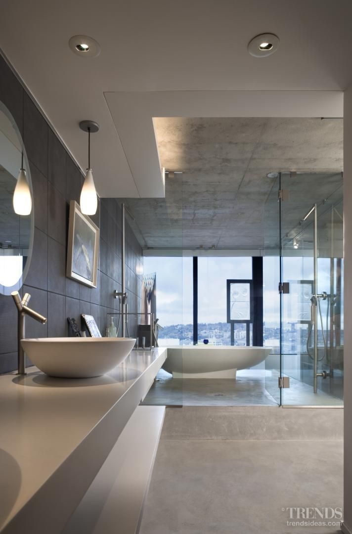 vanity with under cabinet lighting and the ceiling details  Home  Pinterest  Chic bathrooms