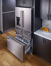 25+ Best Ideas about Kitchenaid Refrigerator on Pinterest ...
