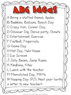 25+ best ideas about Abc countdown kindergarten on
