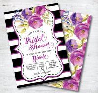 Best 20+ Purple bridal showers ideas on Pinterest | Purple ...