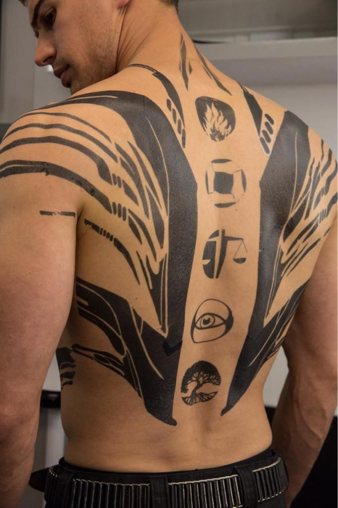 17 Meilleures Idées à Propos De Divergent Tattoo Sur