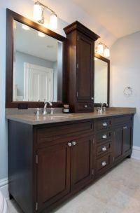 25+ best ideas about Bathroom Countertops on Pinterest