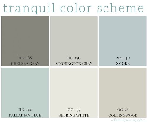 Aqua Paint Colors