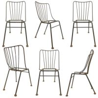 17 Best ideas about Wrought Iron Chairs on Pinterest ...