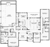 17 Best ideas about Bungalow Floor Plans on Pinterest ...