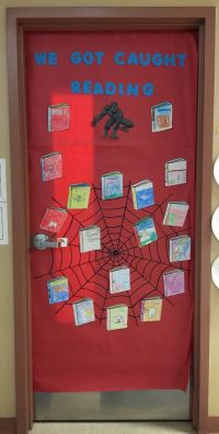 25+ best ideas about Superhero classroom door on Pinterest