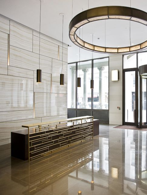 25+ best ideas about Hotel lobby design on Pinterest
