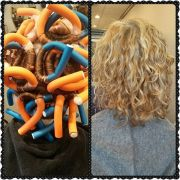 beach wave perm ideas