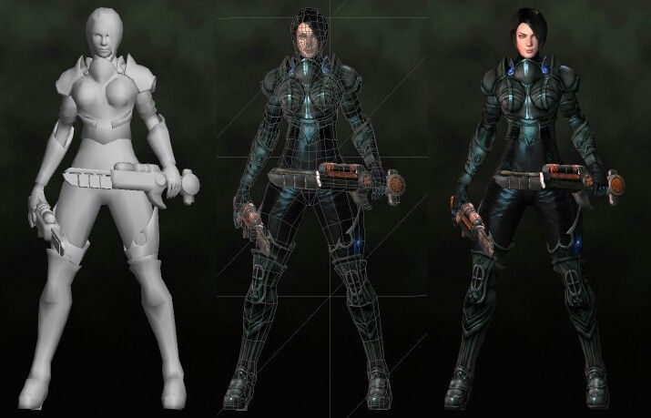 Easy A Girl Wallpapers Hellgate London Female Templar Cg Female Characters