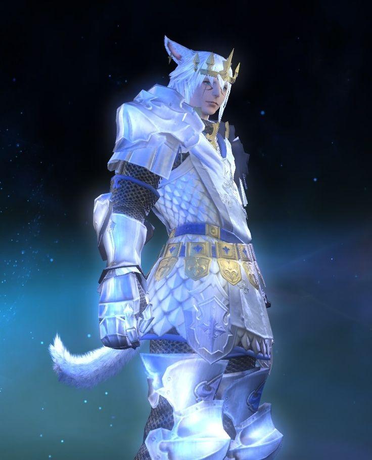 FINAL FANTASY XIV A REALM REBORN Male Miqote Final Fantasy XIV A Realm Reborn Pinterest