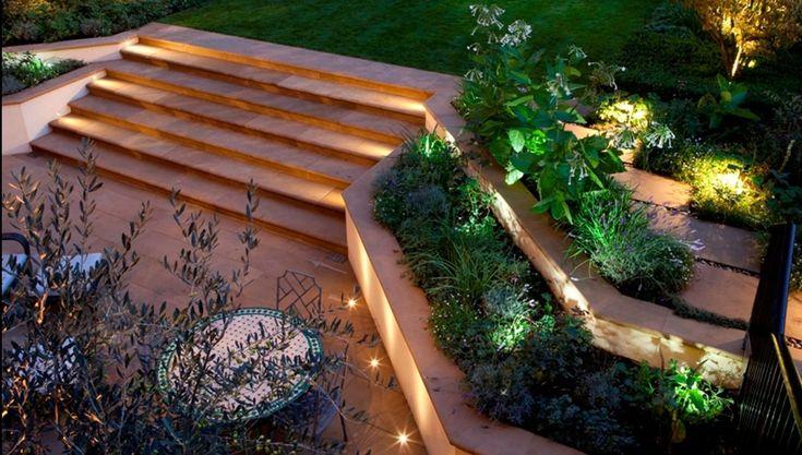 Image Result For Garden Lighting Ideas Uk Garden Lighting