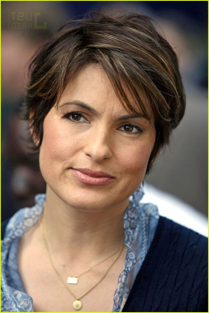 If I were brave and thinner  Hair  Pinterest  Her hair Mariska hargitay and Hair