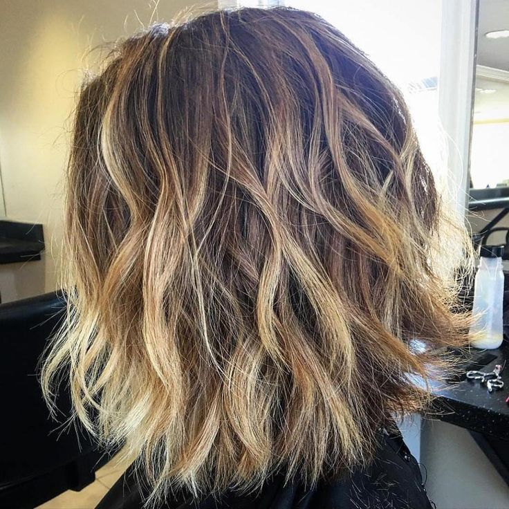 17 Best Ideas About Highlighted Bob On Pinterest Blonde