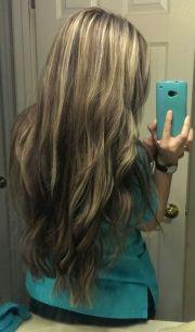 blonde brunette hair color dye