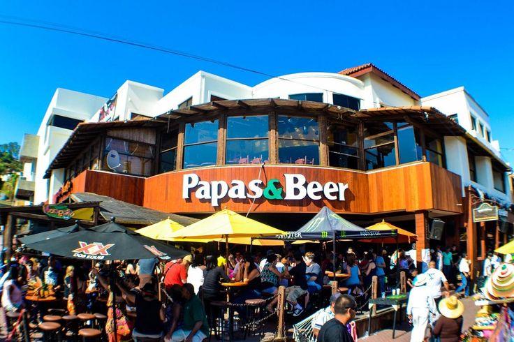 Papas  Beer en Ensenada Baja California  Ensenada  Pinterest  Memories Beer and California