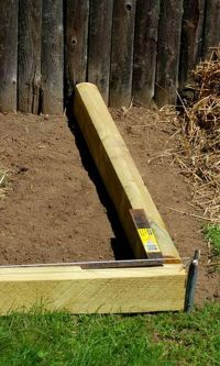 25+ best Landscape timber edging ideas on Pinterest