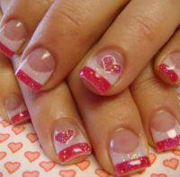 17 Best ideas about Valentine Nail Art on Pinterest ...