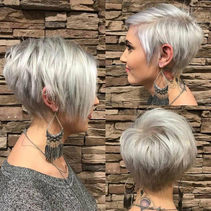 Die Besten 20 Frisuren Kurzes Haar Ideen Auf Pinterest