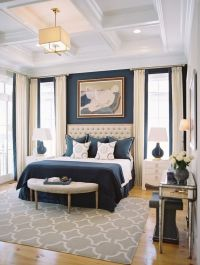 17+ best ideas about Blue Accent Walls on Pinterest | Blue ...
