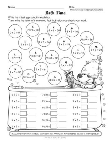 652 best images about Teaching Multiplication on Pinterest