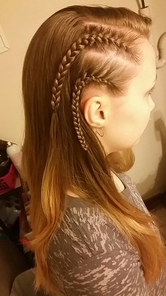 25 Best White Girl Braids Ideas On Pinterest