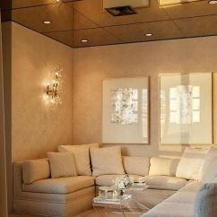 Love Your Home Corner Sofa Zalarah Rustic Brown Console Table Cream Cloud. Mirrored Ceiling | Style Room ...