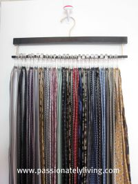 20 Best images about Tie rack ideas on Pinterest | Tie ...