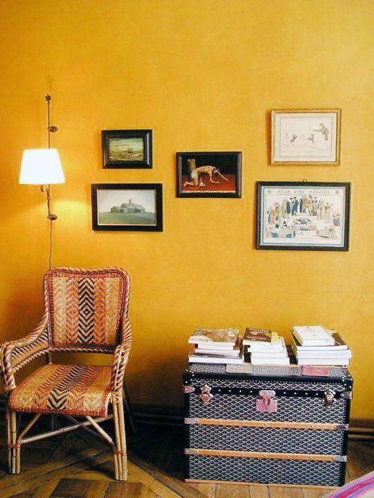 1000 ideas about Mustard Walls on Pinterest  Mustard