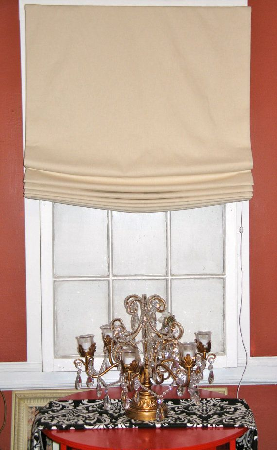 22 Best Images About Roman Shades On Pinterest  Window