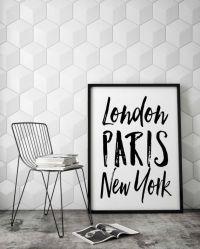 1000+ ideas about Paris Wall Art on Pinterest | Drinkware ...