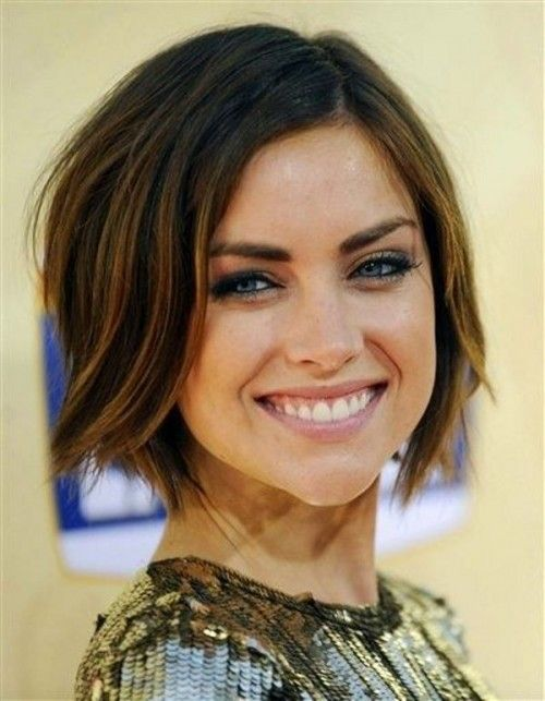 25 best ideas about Chin  Length Hairstyles  on Pinterest