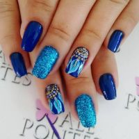 1000+ ideas about Royal Blue Nails on Pinterest   Blue ...