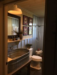 25+ best ideas about Country Style Bathrooms on Pinterest