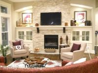 25+ best ideas about Fireplace built ins on Pinterest