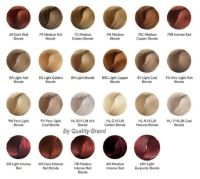 ion color brilliance color chart - Google Search | Salon ...