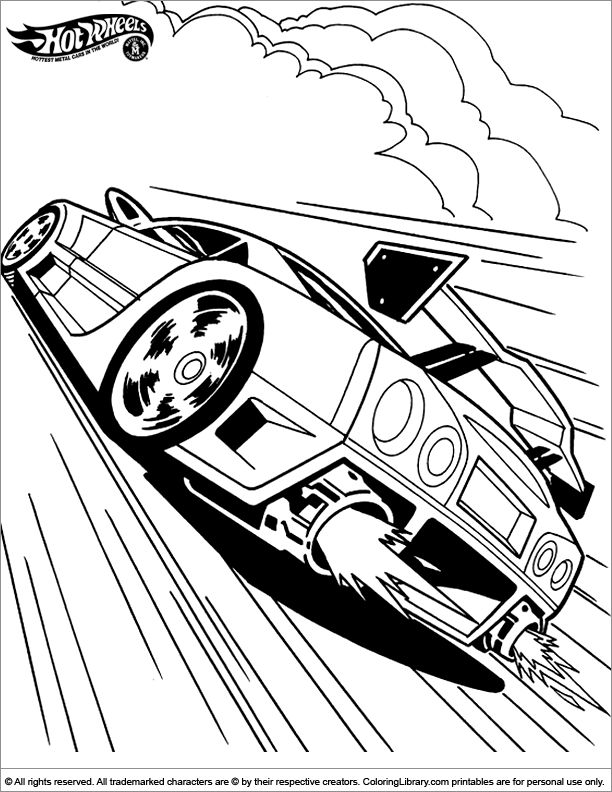 245 best images about Car Coloring Pages on Pinterest