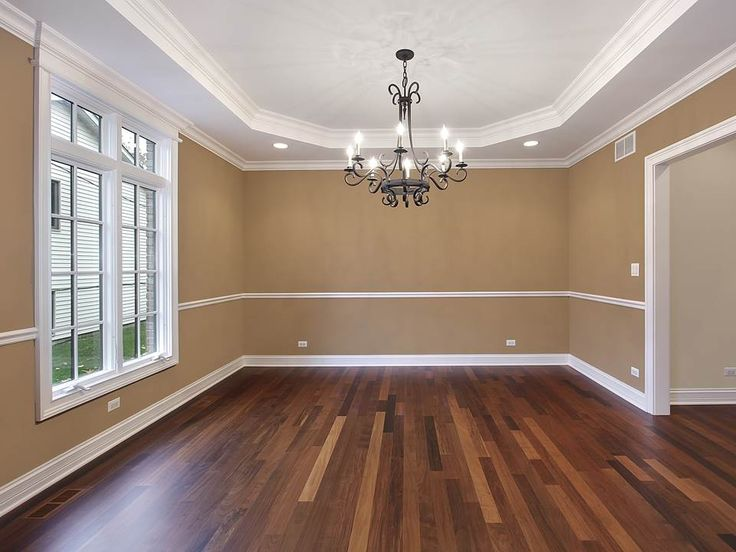 What sheen level is most stylish for hardwood? Satin or