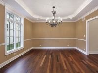 What sheen level is most stylish for hardwood? Satin or ...